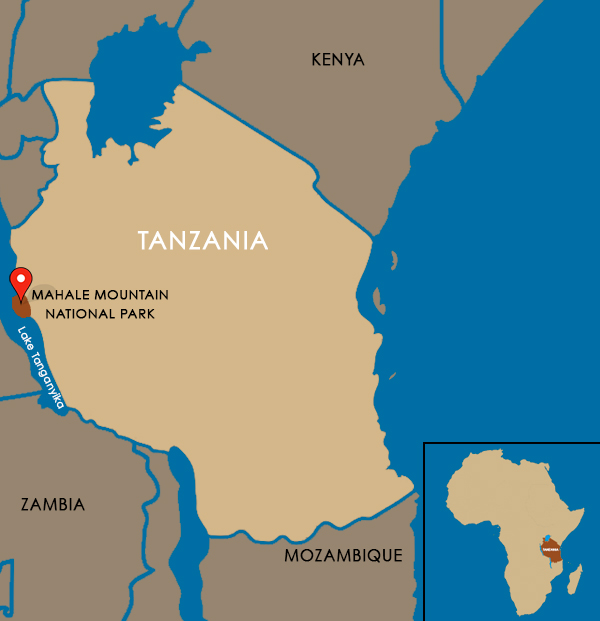 Where Is Lake Tanganyika On A Map Of Africa Lake Tanganyika | Mahale Mountains